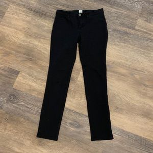 GAP Bottoms - Gap kids black jeans